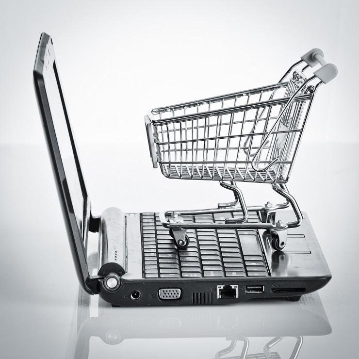 Sprzedaż zabawek przez Internet