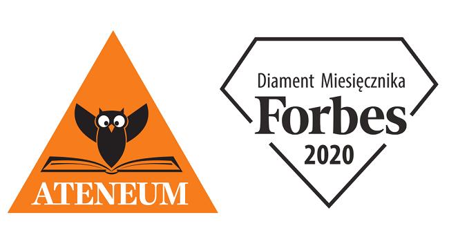 Diament Forbesa 2020 dla Ateneum