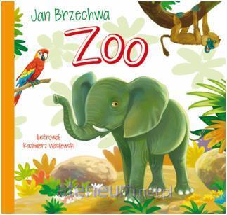 Hurtownia Książek Ateneum Zoo Jan Brzechwa Tw