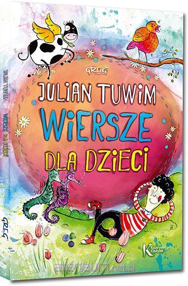 Hurtownia Książek Ateneum Julian Tuwim Wiersze Dla